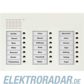 TCS Tür Control Audio Außenstation PUK 21 PUK21/3-WS