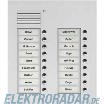 TCS Tür Control Audio Außenstation PUK 18 PUK18/2-ES