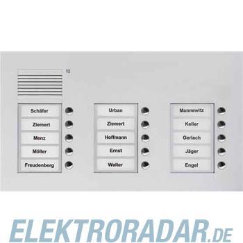TCS Tür Control Audio Außenstation PUK 15 PUK15/3-ES