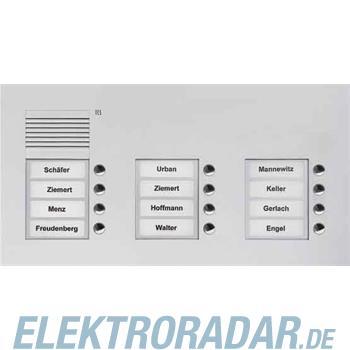 TCS Tür Control Audio Außenstation PUK 12 PUK12/3-ES