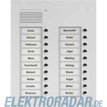 TCS Tür Control Audio Außenstation PUK 20 PUK20/2-ES