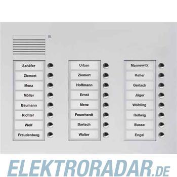 TCS Tür Control Audio Außenstation PUK 24 PUK24/3-ES