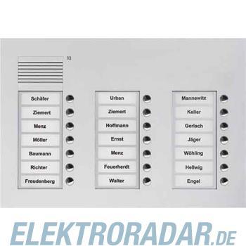 TCS Tür Control Audio Außenstation PUK 21 PUK21/3-ES