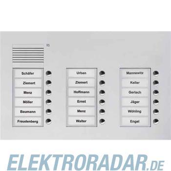 TCS Tür Control Audio Außenstation PUK 18 PUK18/3-ES
