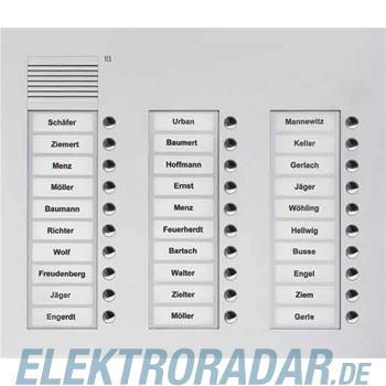 TCS Tür Control Audio Außenstation PUK 30 PUK30/3-ES