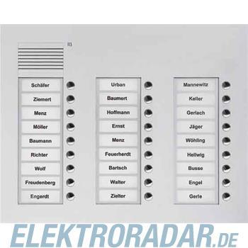 TCS Tür Control Audio Außenstation PUK 27 PUK27/3-ES