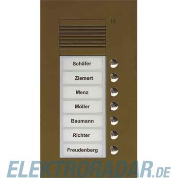 TCS Tür Control Audio Außenstation PUK 7 PUK07/1-EB