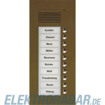 TCS Tür Control Audio Außenstation PUK 10 PUK10/1-EB