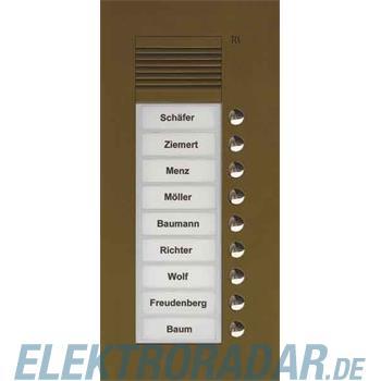 TCS Tür Control Audio Außenstation PUK 9 PUK09/1-EB
