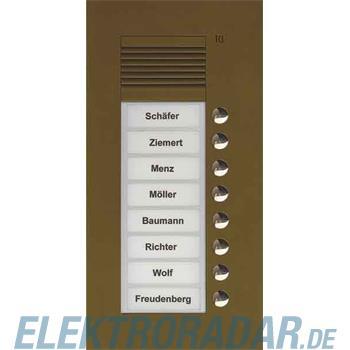 TCS Tür Control Audio Außenstation PUK 8 PUK08/1-EB