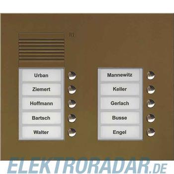 TCS Tür Control Audio Außenstation PUK 10 PUK10/2-EB