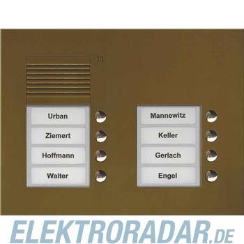 TCS Tür Control Audio Außenstation PUK 8 PUK08/2-EB