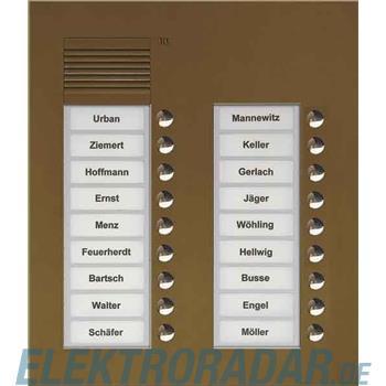TCS Tür Control Audio Außenstation PUK 18 PUK18/2-EB