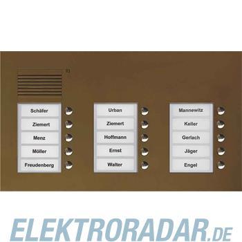 TCS Tür Control Audio Außenstation PUK 15 PUK15/3-EB