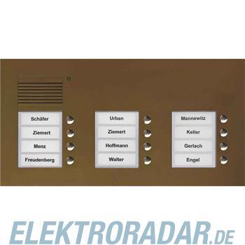 TCS Tür Control Audio Außenstation PUK 12 PUK12/3-EB