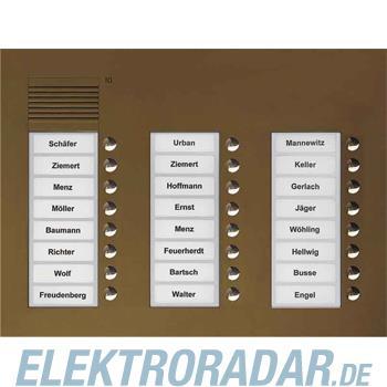 TCS Tür Control Audio Außenstation PUK 24 PUK24/3-EB