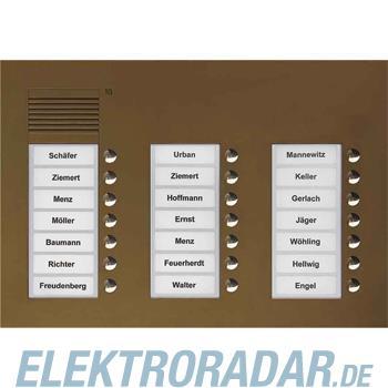 TCS Tür Control Audio Außenstation PUK 21 PUK21/3-EB
