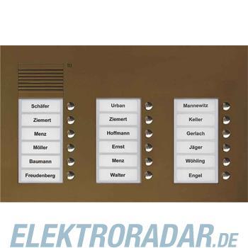 TCS Tür Control Audio Außenstation PUK 18 PUK18/3-EB