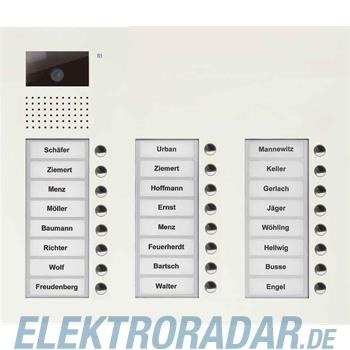 TCS Tür Control Video color Außenstation V AVU16240-0019