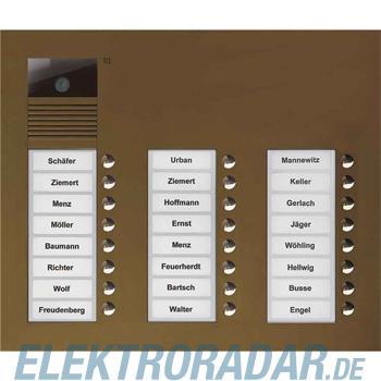 TCS Tür Control Video color Außenstation V AVU16240-0012