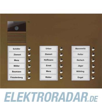 TCS Tür Control Video color Außenstation V AVU16180-0012