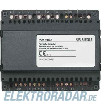 Siedle&Söhne Steuer-u.Fernschaltmodul FSM 740-01