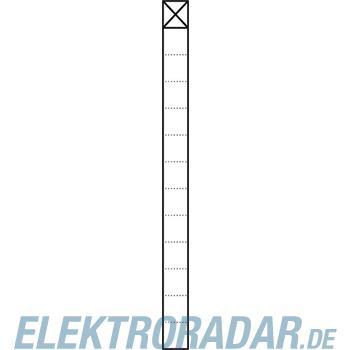 Siedle&Söhne Kommunikations-Stele KS 613-1 W