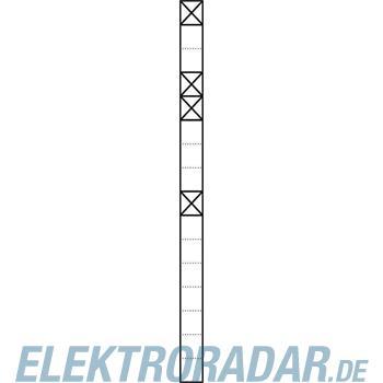 Siedle&Söhne Kommunikations-Stele KS 616-1/2/1/0 W