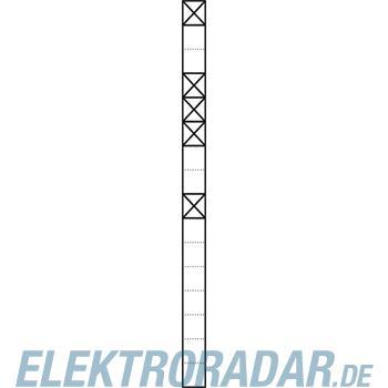 Siedle&Söhne Kommunikations-Stele KS 616-1/3/1/0 W