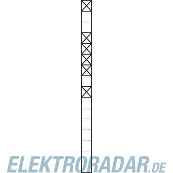 Siedle&Söhne Kommunikations-Stele KS 616-1/4/1/0 W