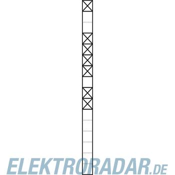 Siedle&Söhne Kommunikations-Stele KS 616-1/4/2/0 SM