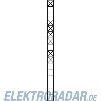 Siedle&Söhne Kommunikations-Stele KS 616-1/4/2/0 W