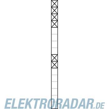 Siedle&Söhne Kommunikations-Stele KS 616-4/2/0 W