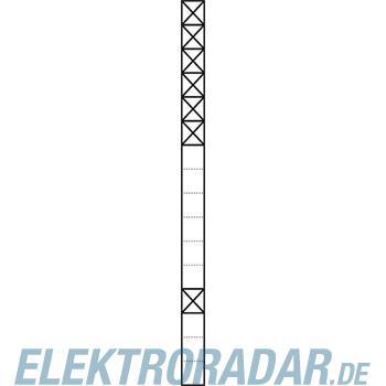 Siedle&Söhne Kommunikations-Stele KS 616-6/0/1 W
