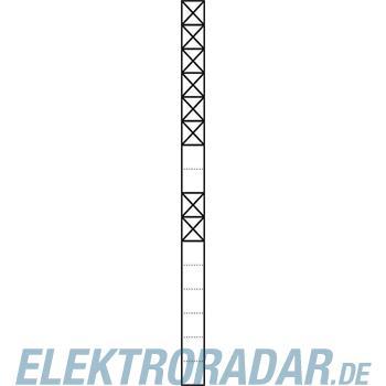 Siedle&Söhne Kommunikations-Stele KS 616-6/2/0 W