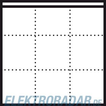 Siedle&Söhne LED-Flächenleuchte LEDF 600-3/3-0 DG