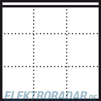 Siedle&Söhne LED-Flächenleuchte LEDF 600-3/3-0 W