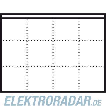 Siedle&Söhne LED-Flächenleuchte LEDF 600-4/3-0 W