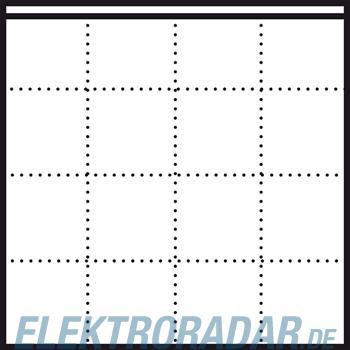 Siedle&Söhne LED-Flächenleuchte LEDF 600-4/4-0 BG