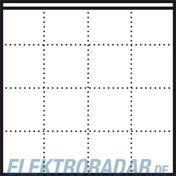 Siedle&Söhne LED-Flächenleuchte LEDF 600-4/4-0 SH