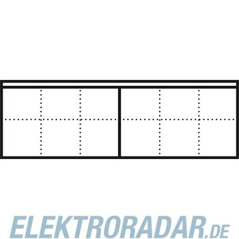 Siedle&Söhne LED-Flächenleuchte LEDF 600-6/2-0 BG
