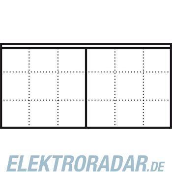 Siedle&Söhne LED-Flächenleuchte LEDF 600-6/3-0 SH