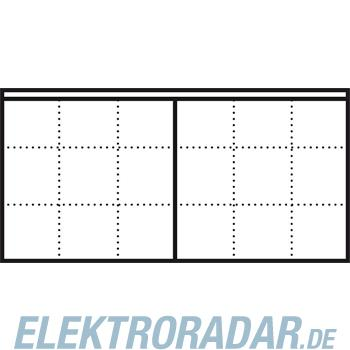 Siedle&Söhne LED-Flächenleuchte LEDF 600-6/3-0 WH