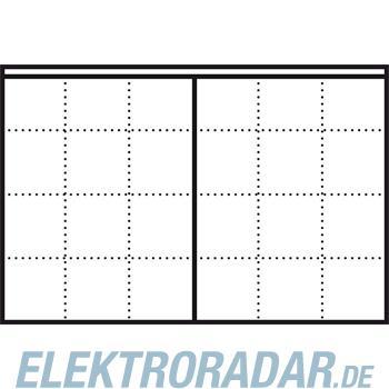 Siedle&Söhne LED-Flächenleuchte LEDF 600-6/4-0 W