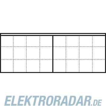 Siedle&Söhne LED-Flächenleuchte LEDF 600-8/3-0 WH