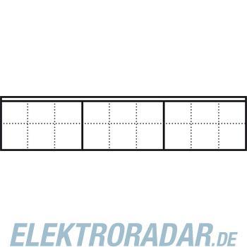 Siedle&Söhne LED-Flächenleuchte LEDF 600-9/2-0 BG