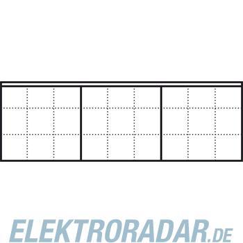 Siedle&Söhne LED-Flächenleuchte LEDF 600-9/3-0 DG