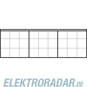 Siedle&Söhne LED-Flächenleuchte LEDF 600-9/3-0 WH