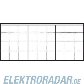 Siedle&Söhne LED-Flächenleuchte LEDF 600-9/4-0 BG