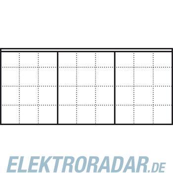 Siedle&Söhne LED-Flächenleuchte LEDF 600-9/4-0 SM